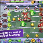 Zombie, it's cold outside: PopCap's Plants vs. Zombies 2 receives 'Feastivus' update