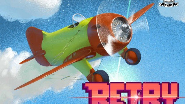 Go 'Jungle All the Way' with Rovio's first content update to the arcade flying game Retry