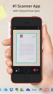 'Tis the season for gifting the acclaimed Scanbot document scanner and QR reader