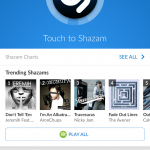 Shazam update features built-in music player, Spotify integration and more