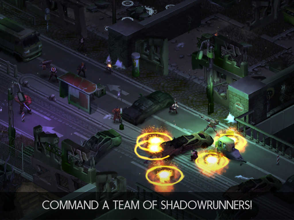 Shadowrun Returns campaign Dragonfall released as standalone tactical RPG