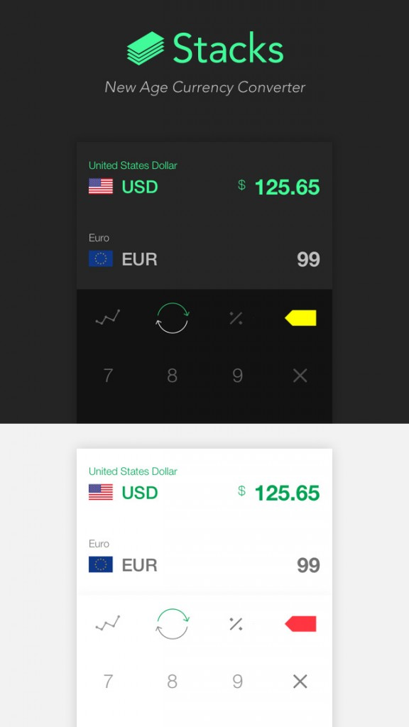 Stacks 2.0 lets you convert currencies right within Safari and Notification Center in iOS 8