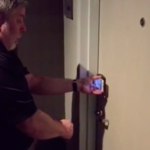 Watch Apple cofounder Steve Wozniak demo SPG Keyless using his iPhone 6