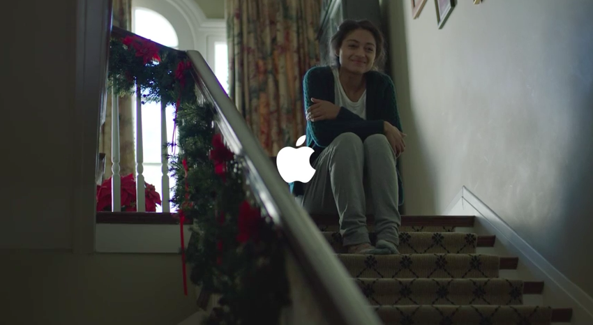 Apple tugs at heartstrings with new holiday TV ad 'The Song,' featuring Mac, iPhone and iPad