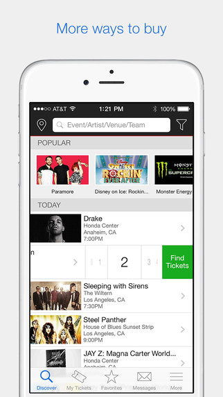 Ticketmaster for iPhone and iPad now lets you purchase tickets using Apple Pay