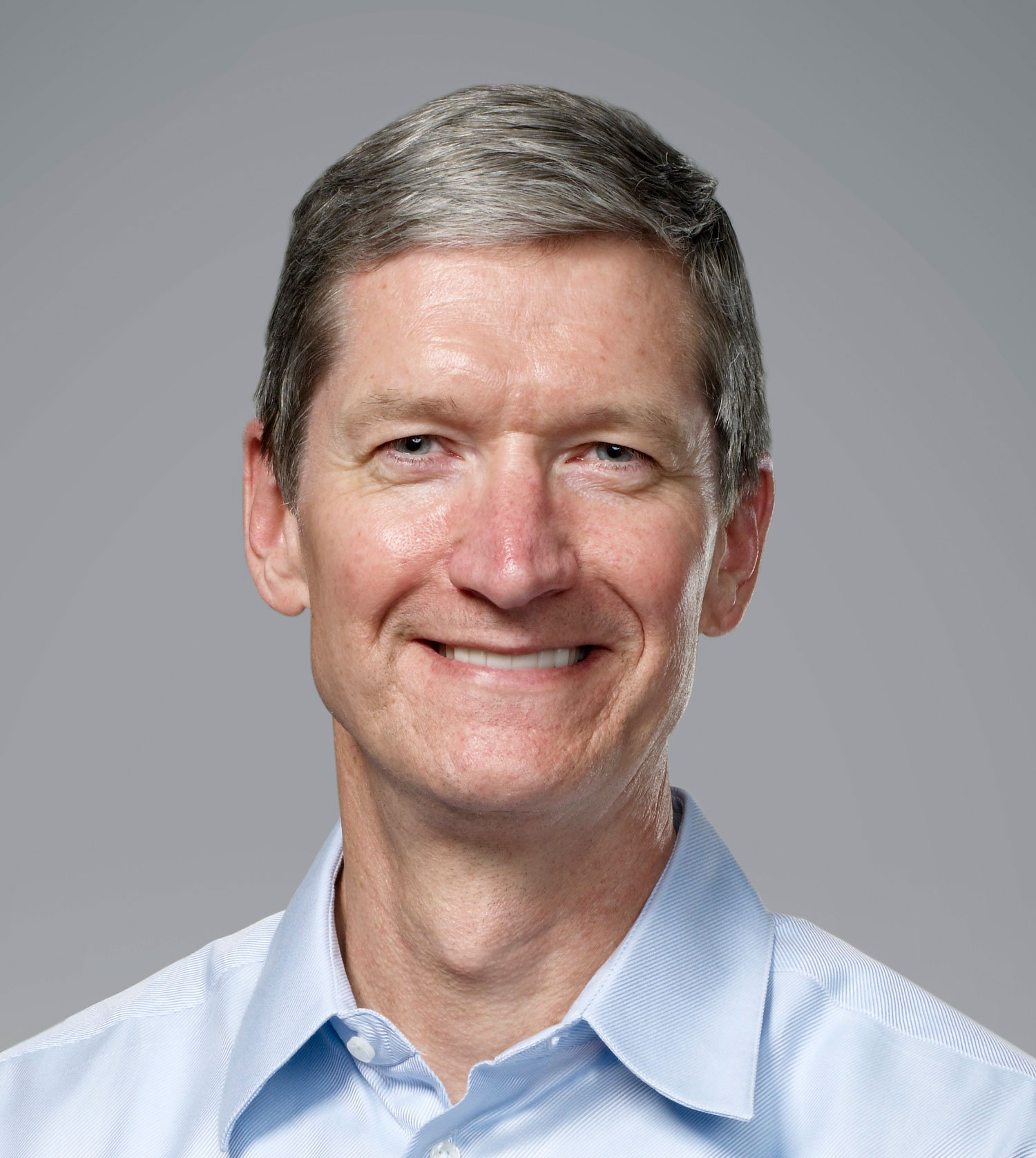 Apple CEO Tim Cook is on the short list for Time's 2014 Person of the Year