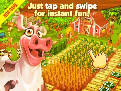 Halfbrick officially launches Top Farm as all of its paid games go free on iOS