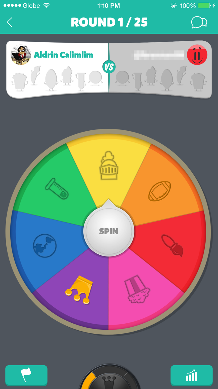Check out the chart-topping Trivia Crack and win a $10 iTunes gift card
