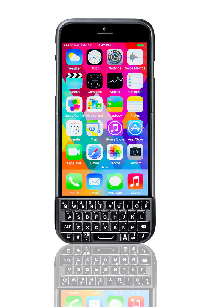 Not a Typo: The Ryan Seacrest backed iPhone keyboard is finally on sale