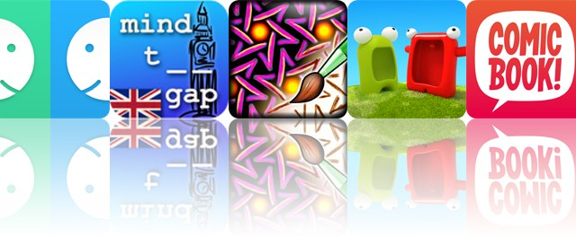 Today's apps gone free: OLO, Mind the Gap, iOrnament and more