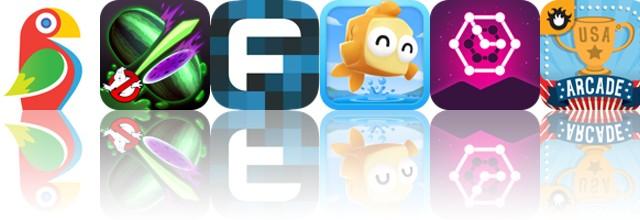 Today's apps gone free: Brushstroke, Fruit Ninja, Fixum and more
