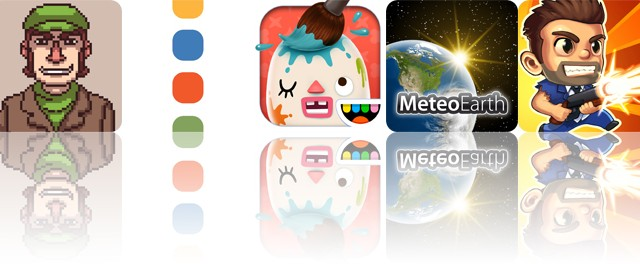 Today's apps gone free: Super Lemonade Factory, Pickle, Toca Mini and more
