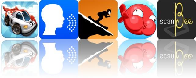 Today's apps gone free: Mini Motor Racing, Breathing Zone, Krashlander and more