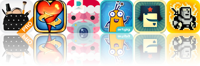 Today's apps gone free: Visage Lab, Hearts Tournament, Duckie Deck Family Photo and more