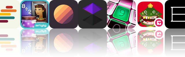 Today's apps gone free: Shift, Mystery Math Museum, Globo and more