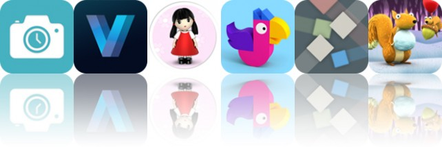 Today's apps gone free: Dayli, Vycloud, Simply Missy and more