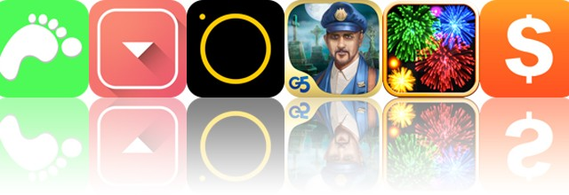 Today's apps gone free: StepWise, Squares, Manual Photo Camera and more
