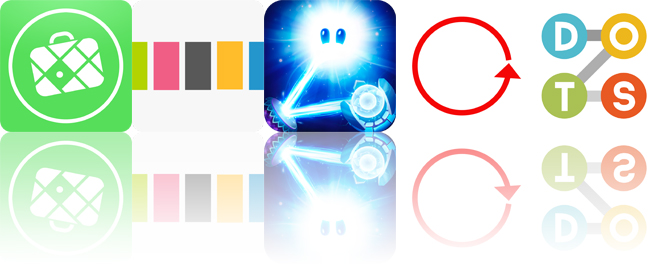 Today's apps gone free: MAPS.ME, FavoShots, God of Light and more