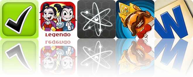 Today's apps gone free: Habits Pro, Dracula Twins, Chemio and more