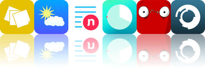 Today's apps gone free: Sticky Notes HD, SkyWidgets, NOTE'd and more