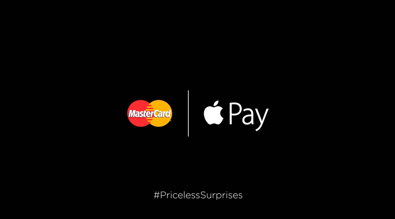 Musician Gwen Stefani and MasterCard join forces to help promote Apple Pay
