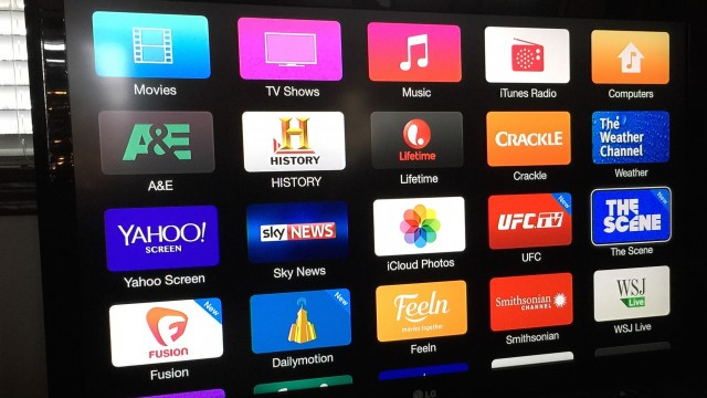 Apple TV adds 4 new channels, YouTube updated