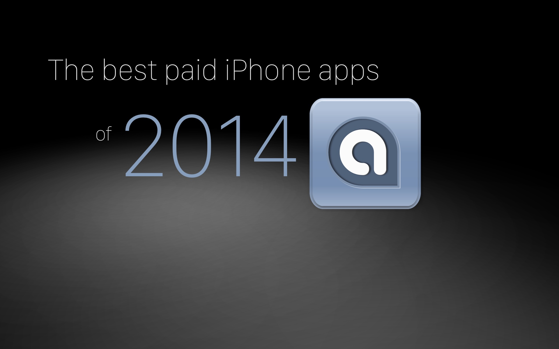 AppAdvice's top 10 best paid iPhone apps of 2014