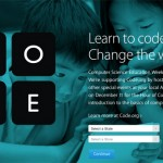 Apple Stores are offering a free, one-hour introduction to coding on Thursday, Dec. 11
