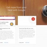 You can now control a Nest thermostat using the Google iOS app