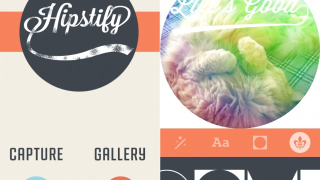 Hipstify your photos for a chance to win a $10 iTunes gift card