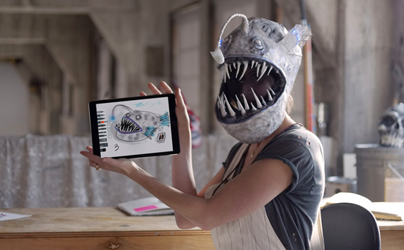 'Change is in the Air' and in Apple's new ad campaign for iPad Air 2