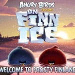 Celebrate the holiday season 'On Finn Ice' with Rovio's Angry Birds Seasons