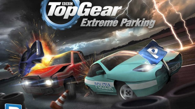 Prepare for maximum mayhem in Top Gear: Extreme Parking for iOS