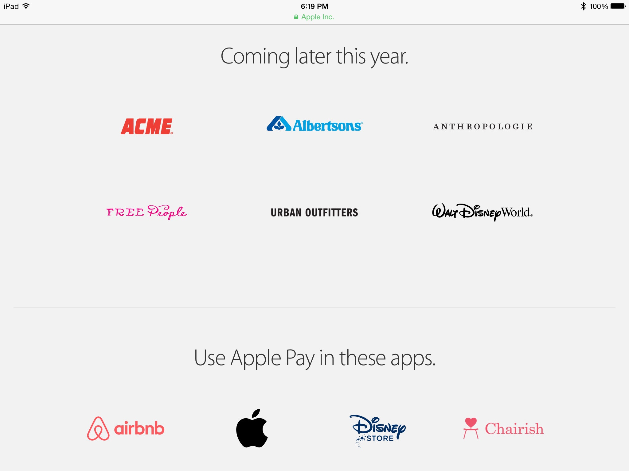 Walt Disney World to accept Apple Pay beginning this week