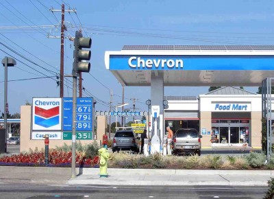 Chevron working to integrate Apple Pay at its gas pumps by early 2015