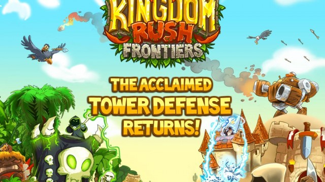 Here's how you can download Kingdom Rush Frontiers for free