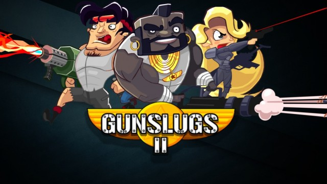 Gunslugs 2 set to run and gun toward iOS and other platforms in January 2015