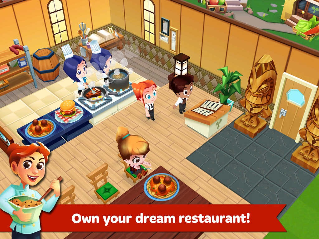 Order up! Sequel to popular Restaurant Story game starts cooking on iOS