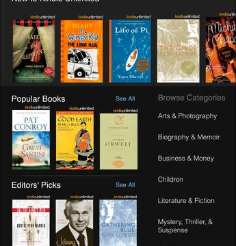 Amazon serves up a nice update to its Kindle app with Goodreads integration and more