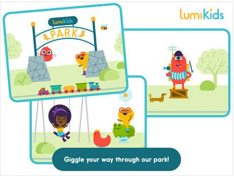 Brain-training company Lumosity expands its reach with the new LumiKids Park app