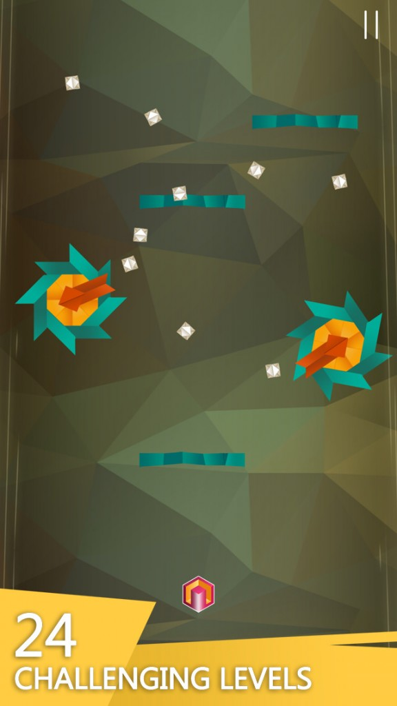 Manipulate time and avoid obstacles in TimeCube, a challenging game of reflexes