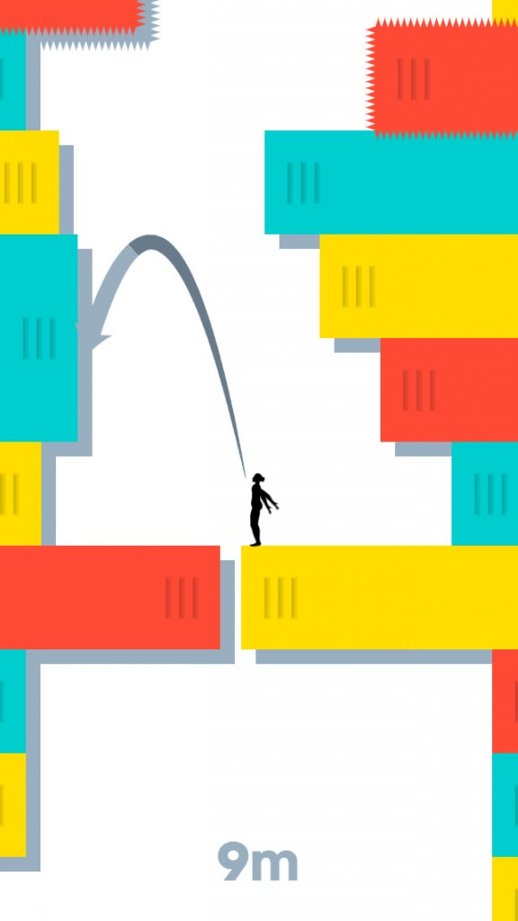 How high can you climb? Find out in Stair: Slide the Blocks to Ascend, a challenging arcade game