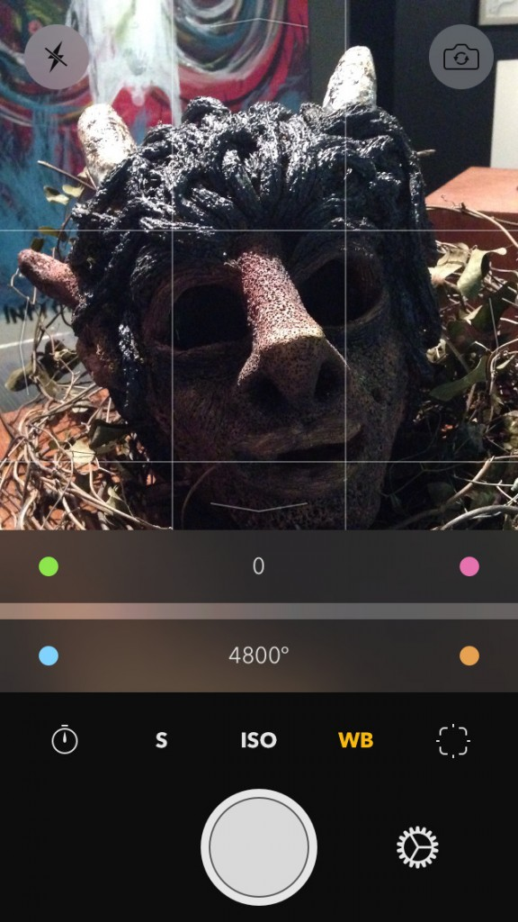 Have more mastery over your photos with Reuk - Camera with manual controls