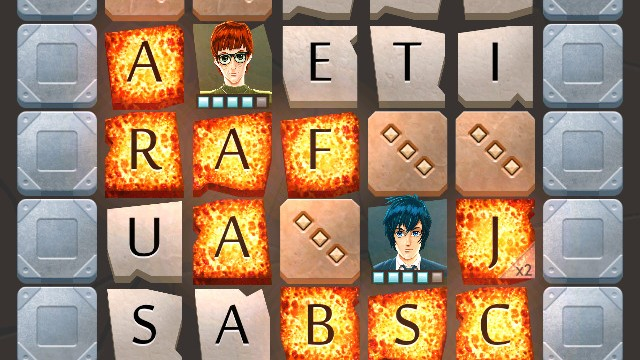 Spelling means life or death in Highrise Heroes, a challenging new word game
