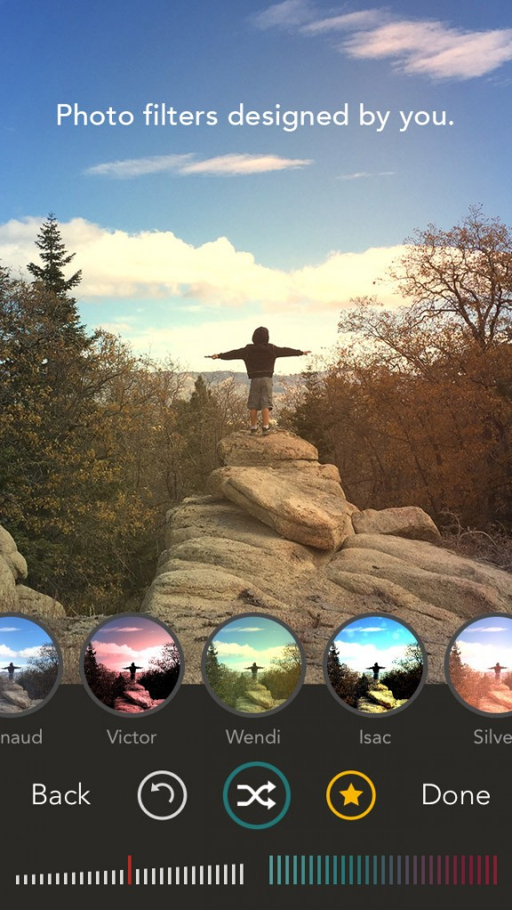 Create your own photo filters with our App of the Week. The possibilities are endless.