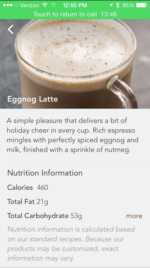 Starbucks app update rolls out limited support for a new mobile order and pay system