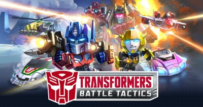DeNA and Hasbro are teaming up to produce Transformers: Battle Tactics