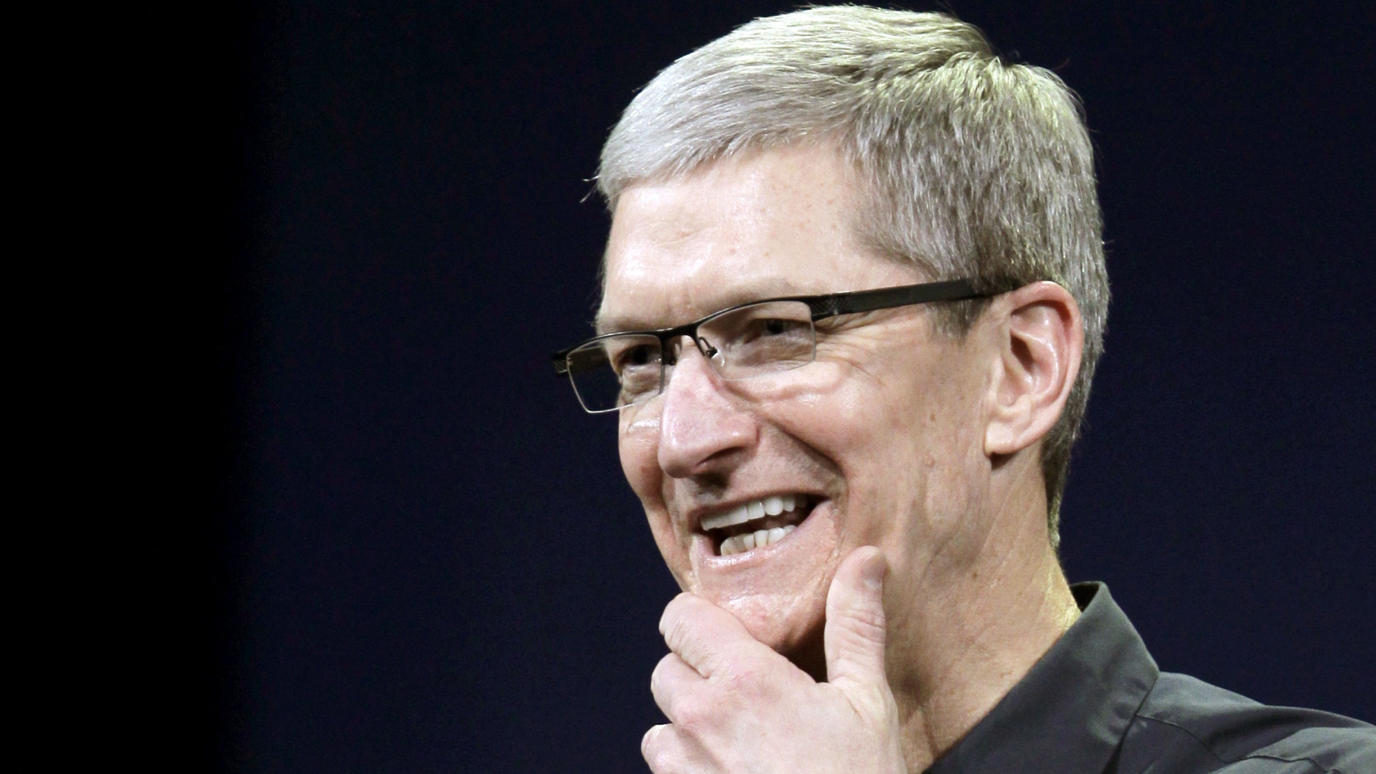 Tim Cook is named 'Person of the Year' by The Financial Times