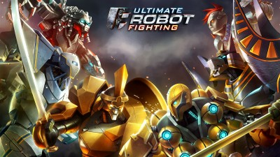 Collect and clash later this month in the Ultimate Robot Fighting game