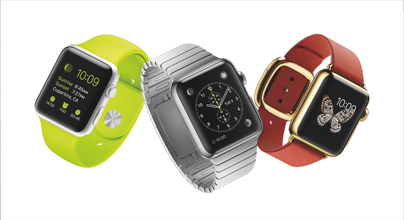 Production on the Apple Watch is set to begin earlier than expected